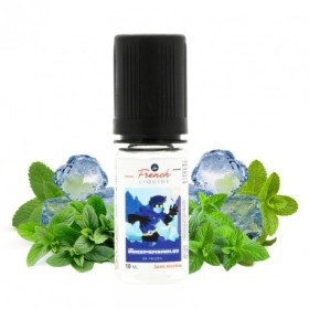 Les Indispensables - Dr Frozen 10 ml - Le French Liquid  https://jcvap.fr/34-france